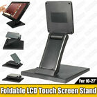 """For 10""""-27"""" LCD LED Touchscreen Monitor Display Holder Stand Adjustable Base"""