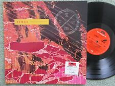 Xymox Promo Stickered LP Twist Of Shadows Polydor  Records 839 233-1 Vinyl