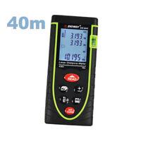Q85 40m LCD Laser Messer Distanzmesser Lasermessgerät Entfernungsmesser +2* AAA