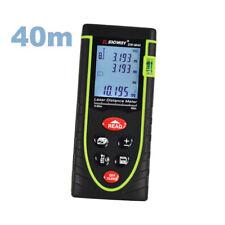 Q85 40m LCD láser cuchillo distancia cuchillo láser medidor de distancia cuchillo +2 * AAA