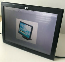 """HP L5006tm 15"""" LCD Touchscreen Point of Sales POS Monitor W/ Stand Arm & Cables"""