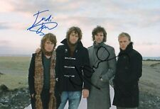Take that Autographs Full Signed 20x30 Inch Photo