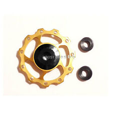 Wheel for Rear Derailleur 11T GOLD BIKE ROAD MTB - CIRCUS MONKEY