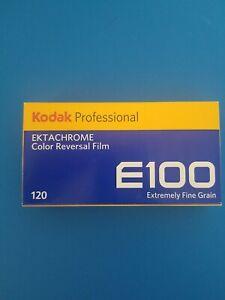 Kodak Professional Ektachrome E100 Color Reversal Slide 120 Film - 5 Pack