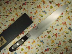 Ashi Hamano Ginga White Steel Gyuto Japanese Knife 240mm