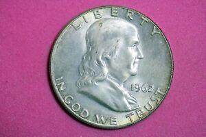 ESTATE FIND 1962 Franklin Half Dollar #M7701