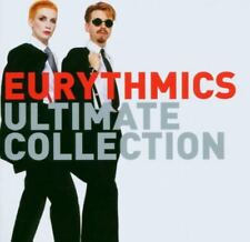 EURYTHMICS ULTIMATE COLLECTION CD ROCK ELECTRONIC POP 2005 NEW