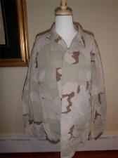 1 Military Desert Camo Shirt Jacket Large Long - Used on Movie Set -- Allegiance