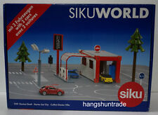 Siku World 5501 VW The Beetle Mercedes Benz SLS AMG Mini Cooper Starter Set City