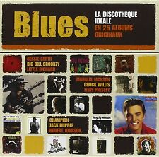 The Perfect Blues Collection 25 Original Albums ( 25 CD - Box Set )