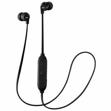 JVC Wireless Bluetooth Wireless Sports Headphones Earphones - Black New UK
