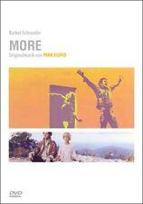 MORE (Original Soundtrack by PINK FLOYD) Barbet Schroeder DVD NEU + OVP!