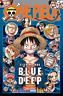 One Piece Blue Deep: Characters World, Very Good Condition Book, Oda, Eiichiro,