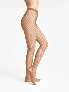 WOLFORD Forties Net Everyday Tights Size M Seamless Made in Italy AW 2020/21