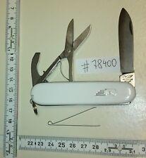 ADLER Messer -  pocket knife BICOLOR - LIMITED # 088/088 numbered - 7 functions
