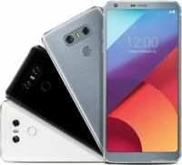 LG G6 - 32GB - Black / Platinum Ice (Unlocked) Smartphone (CA) 4G LTE- Best Deal