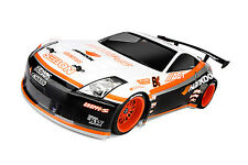 HPI Racing NIssan 350Z Hankook Body Shell (200MM) 103886