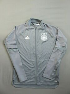 Germany National Team Men's Track Top 2020 Soccer Football Adidas Size M FI0837