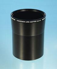 Olympus conversion lens adaptador convertidor cla-10 adaptador adaptateur - (80552)