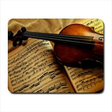 Classical Music Violin Small Mousepad