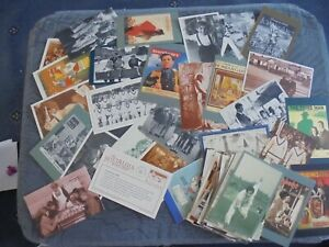 Job Lot of 78 NOSTALGIA Postcards