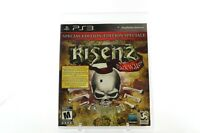 PLAYSTATION RISEN 2 DARK WATERS GAME PS3 PIRATE COMBAT ACTION-ADVENTURE FANTASY