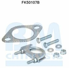 FIAT GRANDE PUNTO 199 1.2 Exhaust Fitting Kit 2005 on BM Top Quality Guaranteed