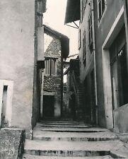 PONT EN ROYANS c. 1938 -  Maisons Rue du Village  Isère - Div 11271