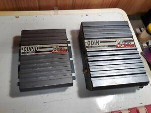 Rare Old School Hifonics Cupid Series VIII Car Stereo Amplifier Odin Amp Vintage