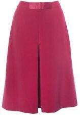 Alannah Hill Women's Knee-Length Solid Regular Size Skirts for Women