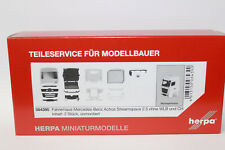 Herpa 084390 Driver's Cab MB ACTROS STREAMSPACE Without WLB and Chassis Trim