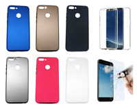"""Case Cover Double 360º 360 Front + Rear For Huawei P Smart (4G) 5.65"""""""