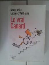 Laske / Valdiguié Le vrai Canard Enchainé ( grand format édition originale