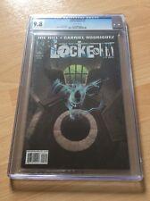 LOCKE & KEY #2 - CGC GRADED 9.8 - JOE HILL GABRIEL RODRIGUEZ - IDW COMICS 2008