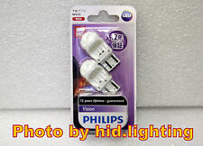 Philips LED Vision W21/5W 7443 7440 21W 5W ROUGE RED bulb Brake stop Rear light