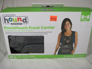 Outward Hound Pooch Pouch Front Carrier 3+ Months Size Small Up to 10 Pounds