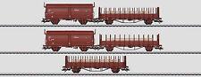 Märklin 47733 Freight Wagon of the Sj 5 Pieces # New Original Packaging #