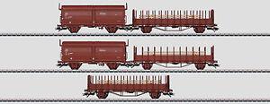 Märklin 47733 Güterwagenset der SJ 5-teilig #NEU in OVP#