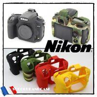Etui Coque Housse Silicone Appareil Photo Camera Case NIKON D750 Digital SLR