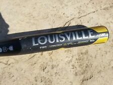 "Louisville Slugger 2020 LXT X20 31"" -12 Fastpitch Bat - Black/Gold"