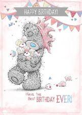 Tarjeta Cumpleaños - Osos y Cakes - Me To You Tatty Teddy (A50)