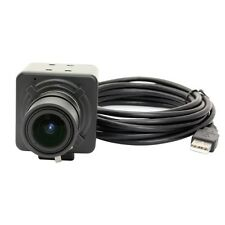 Low Light Industrial USB Endoscope Camera with 5-50mm Manual zoom Varifocal Lens