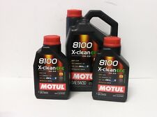 9,33 €/L MOTUL 8100 X-clean EFE 5w30 c2 c3 7 L. MB 229.52 BMW ll-04