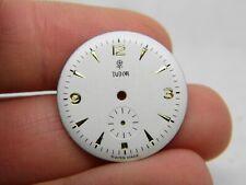 Cadran Montre TUDOR ROLEX watch dial. N S52 NAD 1950