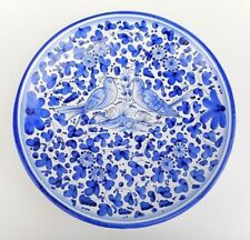 Unboxed Continental Blue Art Pottery