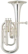 Yamaha Alto Horn 3 Kolben Eb YAH-203S Versilbert von Japan