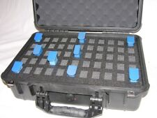 New Foam upgrade insert kit holds 55 double Pistol mags fits Storm im2400 case
