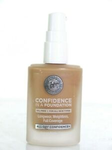 IT CONFICENCE IN A FOUNDATION LONGWEAR, WEIGHTLESS FULL COVERAGE 420 RICH BRONZE