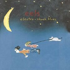 EELS - ELECTRO-SHOCK BLUES (BACK TO BLACK EDITION) 2 VINYL LP NEU