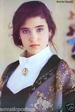"""JENNIFER CONNELLY """"WEARING VICTORIAN OUTFIT"""" POSTER FROM ASIA"""